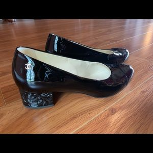 Lightly worn Chanel heels